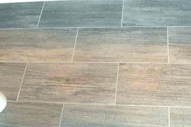 Plank Style Tile Flooring