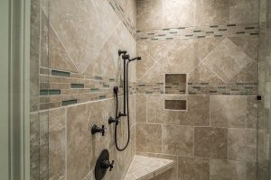 Bathroom Remodel | Shower Enclosure