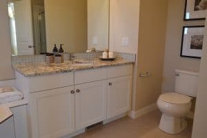 Bathroom Remodel | Vanity & Mirror