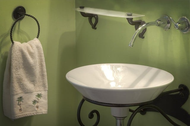 Bathroom Vessel Sink