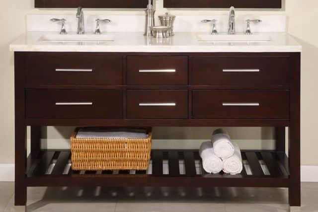 Free Standing Bathroom Vanity
