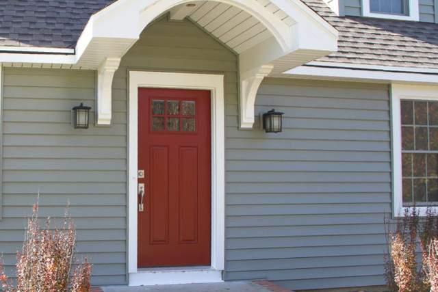 Front Door Installations & Replacements