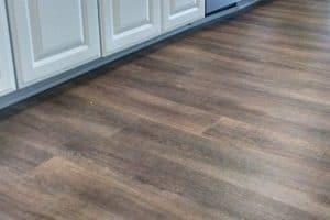 Kitchen Vinyl Plank Flooring | Handyman & Moore