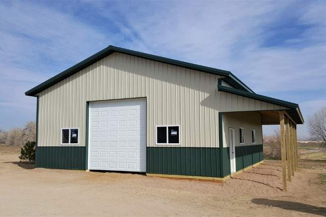 New Pole Barns