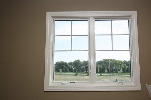 Replacement Windows Installed