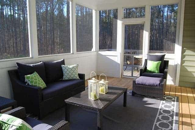 Sunroom Porch Addition
