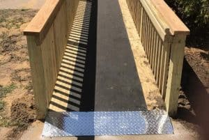 Wheelchair Ramp for Residence in Holland, Michigan